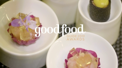 Good Food Guide Awards 2019 Films